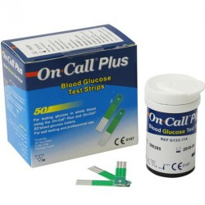 Ленти за глюкомер OnCall