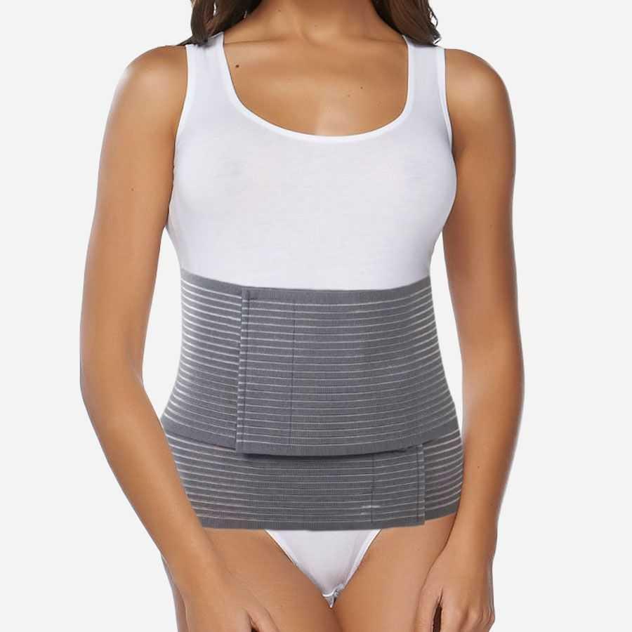 Ортопедичен колан за кръста 18см