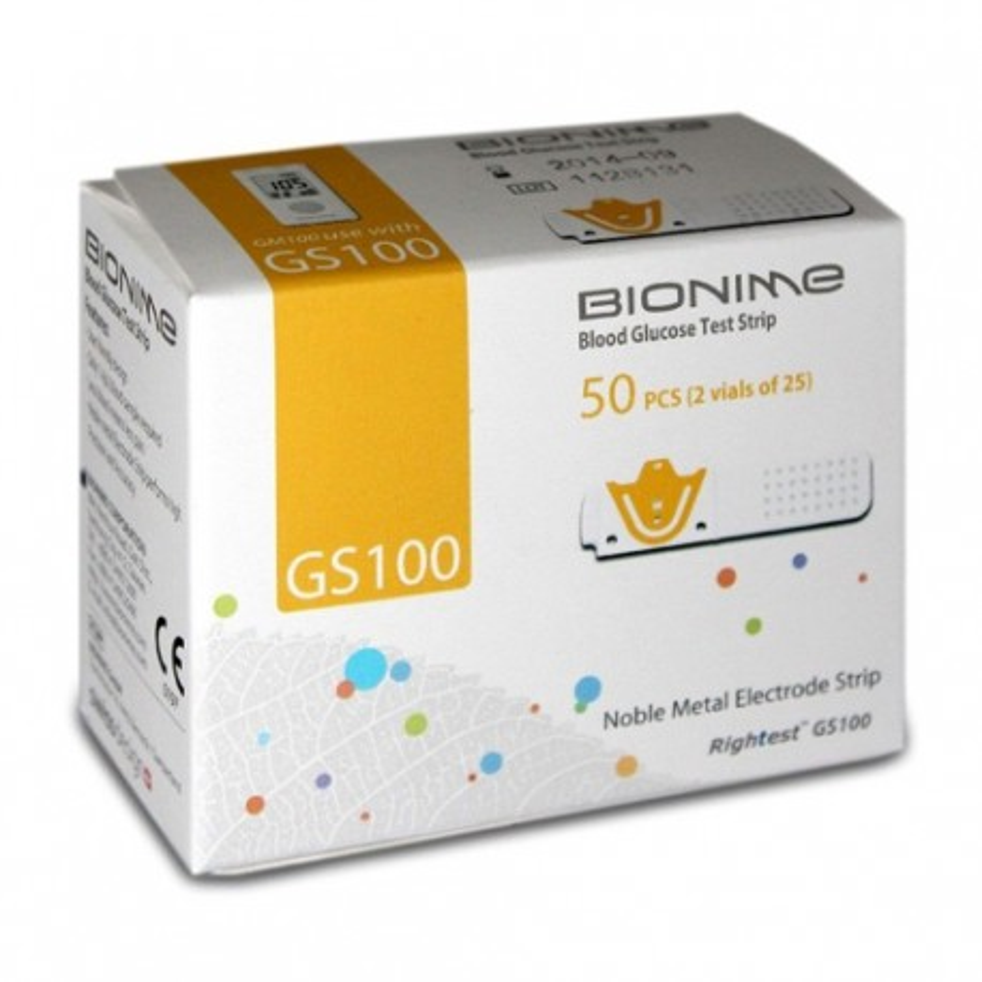 Ленти за глюкомер Bionime